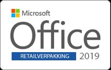 Microsoft Office 2019 Home and student voor Windows/MAC (Doosje)