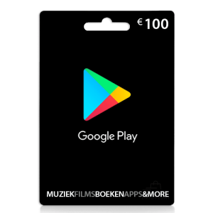 100 Euro Google Play tegoed
