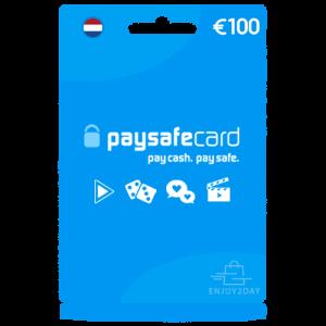 100 euro Paysafecard |Paysafecard