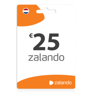 25 euro Zalando gift card