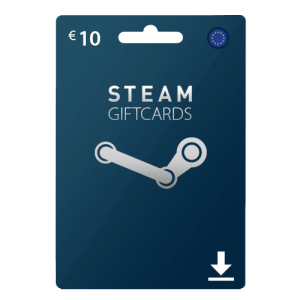 10 euro Steam Giftcard kopen