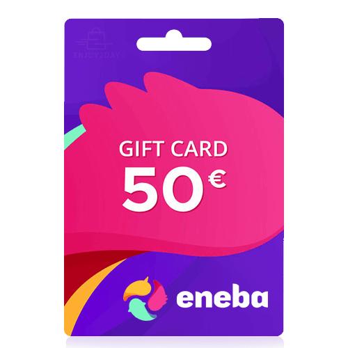 50 euro Eneba Giftcard | Eneba Cadeaukaarten | Nederland | EU