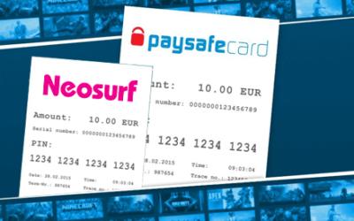 Het verschil tussen Paysafecard en Neosurf + 5 tips and tricks