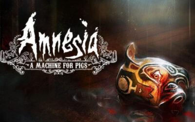 Download gratis de Horror Amnesia: A machine for Pigs