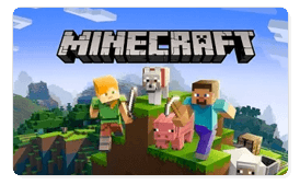 Minecraft Java - PC - giftcards
