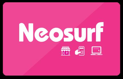 Neosurf kaarten kopen?
