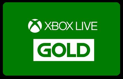 Xbox live kaarten & Xbox live gold cards