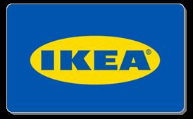 Ikea giftcards